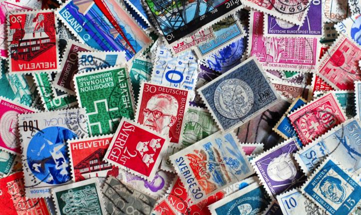 """Postzegelvereniging """"Het Poststuk"""""""