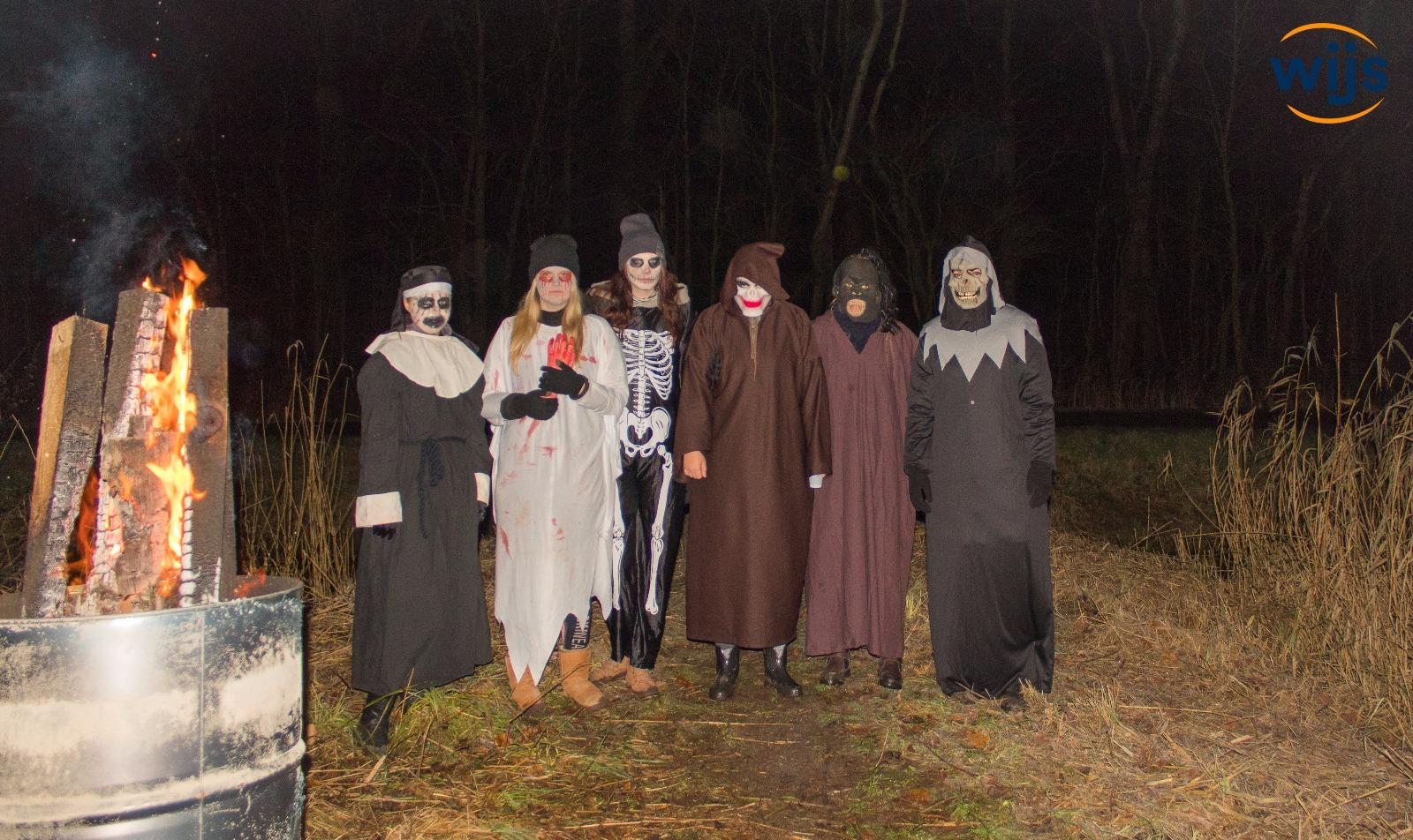 Spooktocht Selwerd vrijwilliger